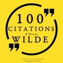 100 citations d'Oscar Wilde Audiobook