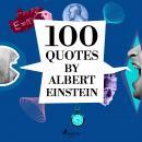 100 quotes by Albert Einstein Audiobook