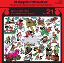 Kasperlitheater Nr. 21: Die verhäxt Insle im Tümpelsee - Folge 1 Audiobook