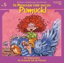 De Meischter Eder und sin Pumuckl Nr. 5: De Wällesittich - De Pumuckl hät de Pfnüsel Audiobook