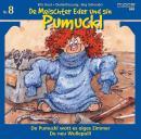De Meischter Eder und sin Pumuckl Nr. 8: De Pumuckl wott es eiges Zimmer - De neu Wullepulli Audiobook