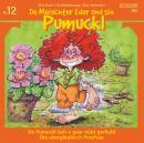 De Meischter Eder und sin Pumuckl Nr. 12: De Pumuckl isch a gaar nüüt gschuld - Die abergläubisch Pu Audiobook