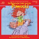 De Meischter Eder und sin Pumuckl Nr. 13: De Pumuckl und d Tuube - De Pumuckl und d Silberblueme Audiobook