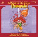 De Meischter Eder und sin Pumuckl Nr. 14: De Pumuckl als Uufpasser - De Pumuckl und d Obschtbäum Audiobook