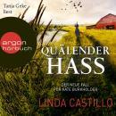 Quälender Hass - Kate Burkholder ermittelt, Band 11 (gekürzt) Audiobook
