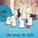 Kein Schatz für Zipfel - 10 kleine Burggespenster (Gekürzte Lesung) Audiobook