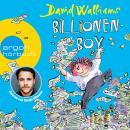 Billionen-Boy (Ungekürzte Lesung) Audiobook