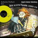 Der kleine Vampir zieht um - Der kleine Vampir, Band 2 (Ungekürzte Lesung mit Musik) Audiobook