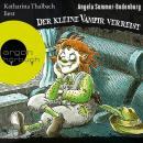 Der kleine Vampir verreist - Der kleine Vampir, Band 3 (Ungekürzte Lesung mit Musik) Audiobook