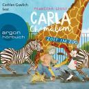 Carla Chamäleon: Zoff im Zoo - Chamäleon Girl, Band 2 (Ungekürzt) Audiobook
