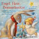 Engel, Hase, Bommelmütze - 24 Adventsgeschichten (Ungekürzte Lesung) Audiobook