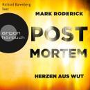 Herzen aus Wut - Post Mortem, Band 5 (Ungekürzte Lesung) Audiobook