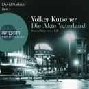 Die Akte Vaterland - Gereon Raths vierter Fall (Ungekürzte Lesung) Audiobook
