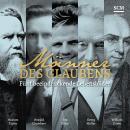 Männer des Glaubens: Fünf beeindruckende Lebensbilder Audiobook