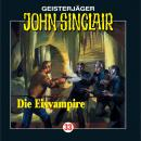 John Sinclair, Folge 33: Die Eisvampire Audiobook
