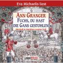 Fuchs, du hast die Gans gestohlen - Mitchell & Markbys zweiter Fall Audiobook