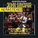 John Sinclair - Sammlerbox 1, Folgen 1-3: Nachtclub/Totenkopf-Insel/Achterbahn Audiobook