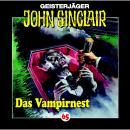 John Sinclair, Folge 65: Das Vampirnest Audiobook