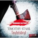 Teufelsbrut - Horror Factory 4 Audiobook
