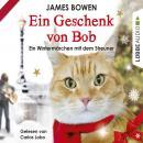 Ein Geschenk von Bob - Ein Wintermärchen mit dem Streuner Audiobook