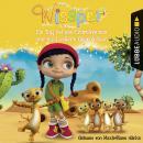 Wissper: Ein Tag bei den Erdmännchen und zwei weitere Geschichten - Wo ist Peggy Pinguin? / Ein Tag  Audiobook