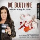 Die Blutlinie, Folge 4: Im Auge des Sturms Audiobook