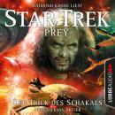 Der Trick des Schakals - Star Trek Prey, Teil 2 (Ungekürzt) Audiobook