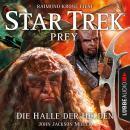 Die Halle der Helden - Star Trek Prey, Teil 3 Audiobook