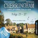 Cherringham - Landluft kann tödlich sein, Sammelband 9: Folge 25-27 (Ungekürzt) Audiobook