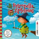 Petronella Apfelmus, Teil 1: Der Oberhexenbesen, Papa ist geschrumpft, Verwichtelte Freundschaft Audiobook