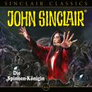 John Sinclair, Classics, Folge 44: Die Spinnen-Königin (Ungekürzt) Audiobook