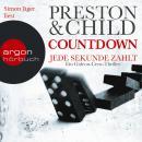Countdown - Jede Sekunde zählt (Gekürzte Fassung) Audiobook