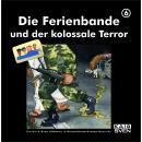 Die Ferienbande und der kolossale Terror, Folge 6 Audiobook