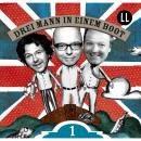 Drei Mann in einem Boot, Episode 1 Audiobook