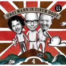 Drei Mann in einem Boot, Episode 4 Audiobook