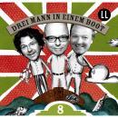 Drei Mann in einem Boot, Episode 8 Audiobook