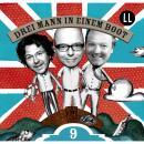 Drei Mann in einem Boot, Episode 9 Audiobook