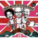 Drei Mann in einem Boot, Episode 10 Audiobook