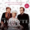 Die Forsyte Saga, Teil 4 von 6 (Ungekürzt) Audiobook