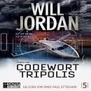 Codewort Tripolis - Ryan Drake 5 (Ungekürzt) Audiobook