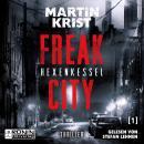 Hexenkessel - Freak City, Band 1 (Ungekürzt) Audiobook