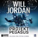 Ryan Drake, Band 8: Projekt Pegasus (Ungekürzt) Audiobook