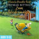 Zum Niedermähen schön - Ein Garten-Krimi (Ungekürzt) Audiobook