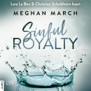 Sinful Royalty - Tainted Prince Reihe 3 (Ungekürzt), Meghan March