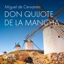 Don Quijote de la Mancha Audiobook