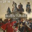 AVENTURAS 8 Audiobook