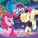 My Little Pony: Beyond Equestria: Pinkie Pie Steps Up Audiobook