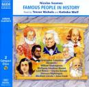 Famous People in History, Vol. 1 Audiobook
