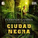 CIUDAD NEGRA Audiobook