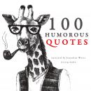 100 humorous quotes, Various Authors